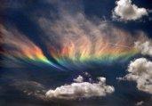 十大奇特自然现象:缥渺的地震之光