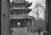 黑白旧照中80年代中国