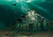 千岛湖下的宏伟古城