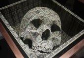 碉堡的美元剪纸艺术