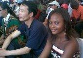 中国男人娶了大量非洲女人 能满足她们吗?