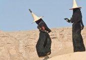 也门哈德拉毛的神秘女子