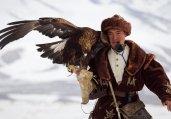 哈萨克斯坦年度金雕狩猎赛