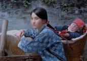 中国旧日农村彩照
