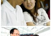 伏明霞与大26岁老公恩爱现身 嫁对人的体坛美女