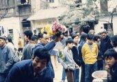 外国人拍1984年中国彩照