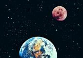40亿年前月球朝向地球的竟是另一面?
