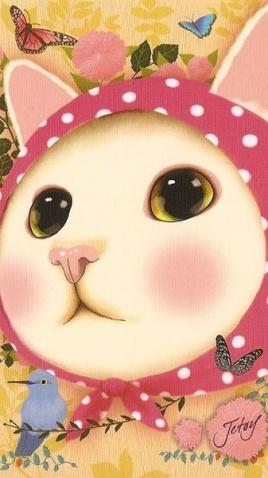 韩国猫咪漫画图片