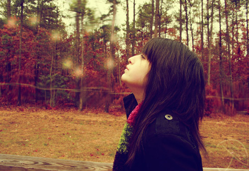 孤单的人,总是有太多的伤感故事