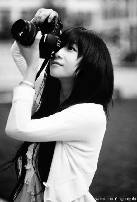 爱摄影的妹妹