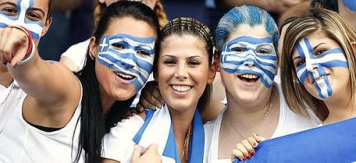 欧洲杯,激情女球迷图片