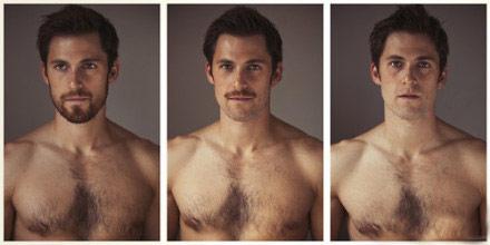 审美其实和性别也很大关系,下面这三张图上的是同一个人,据说女生大多喜欢左一,男生大多觉得右一比较帅,审美不一样,怎么谈恋爱!